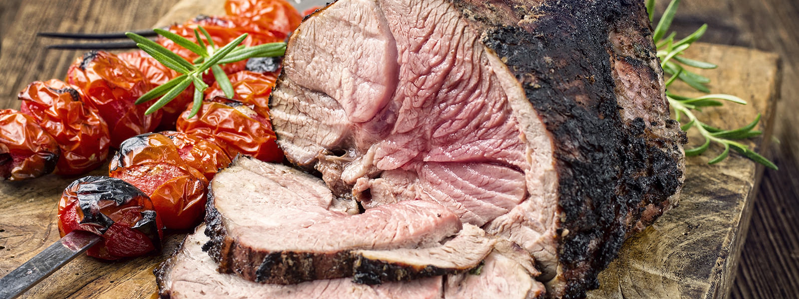 Greek Style Roast Leg of Lamb Recipe