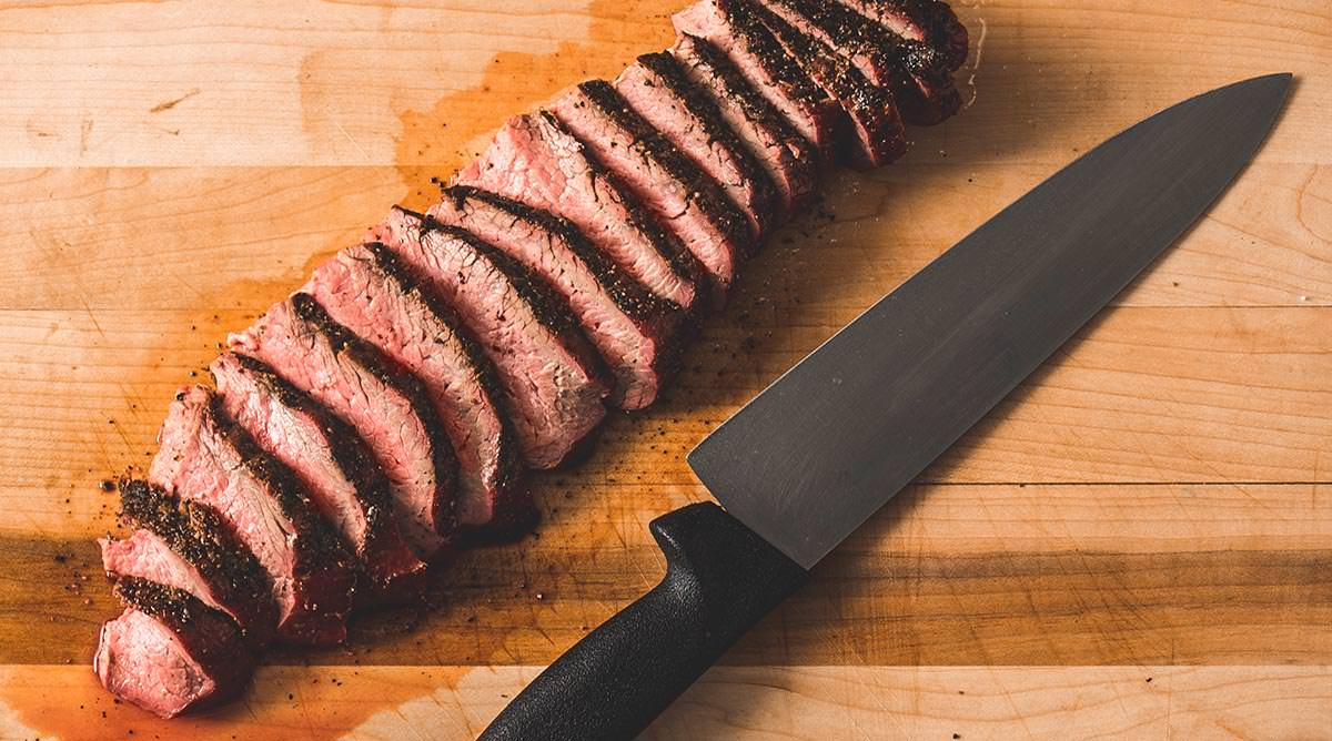 how to make tri tip on a traeger
