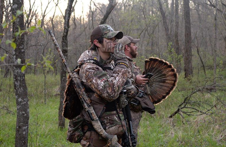 World Turkey Hunt Traeger Feathers