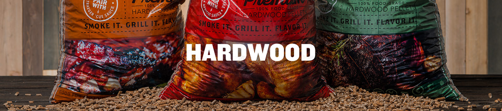 Nine Varieties of Hardwood