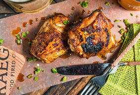 Chile Chicken Thighs