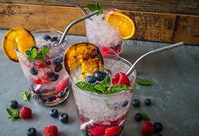 Traeger Gin & Tonic