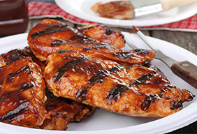 Traeger BBQ Chicken Breast