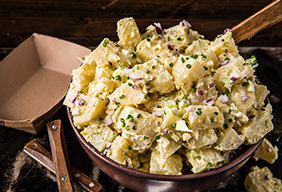 Classic Smoked Potato Salad