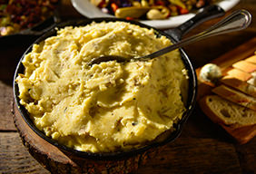 Celery Root Mashed Potatoes