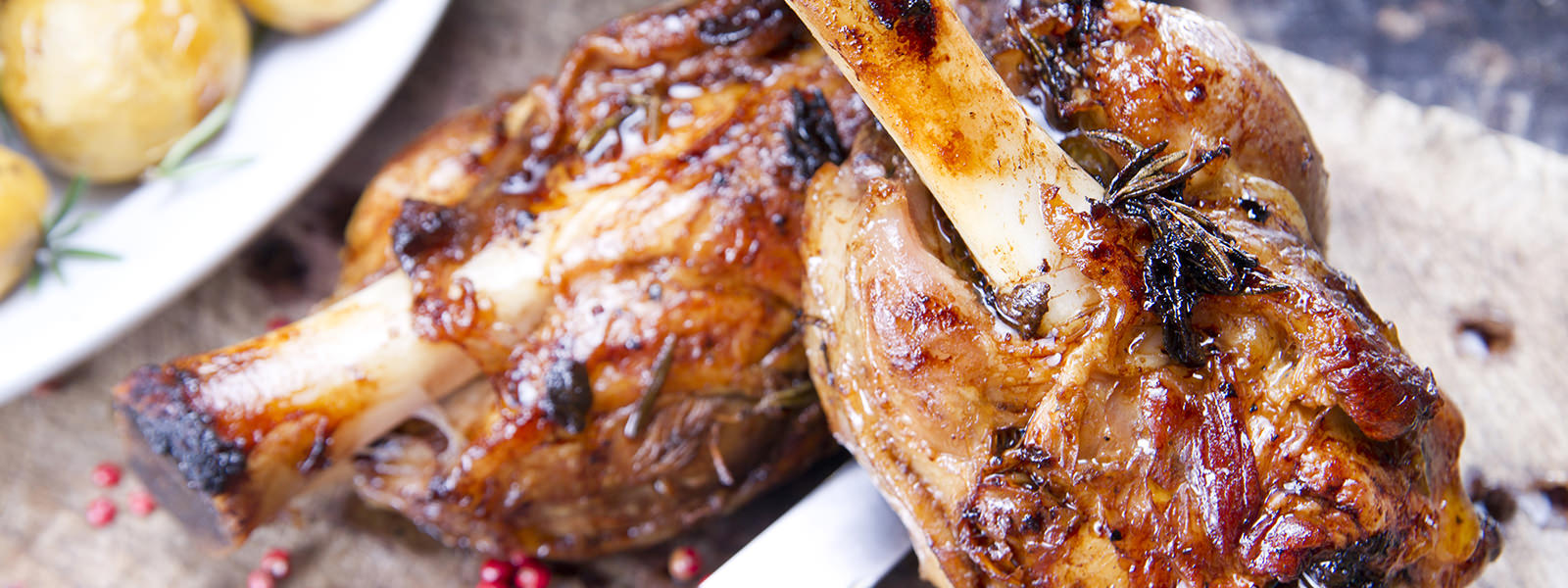 Cooking pork shank recipe | Food fox recipes