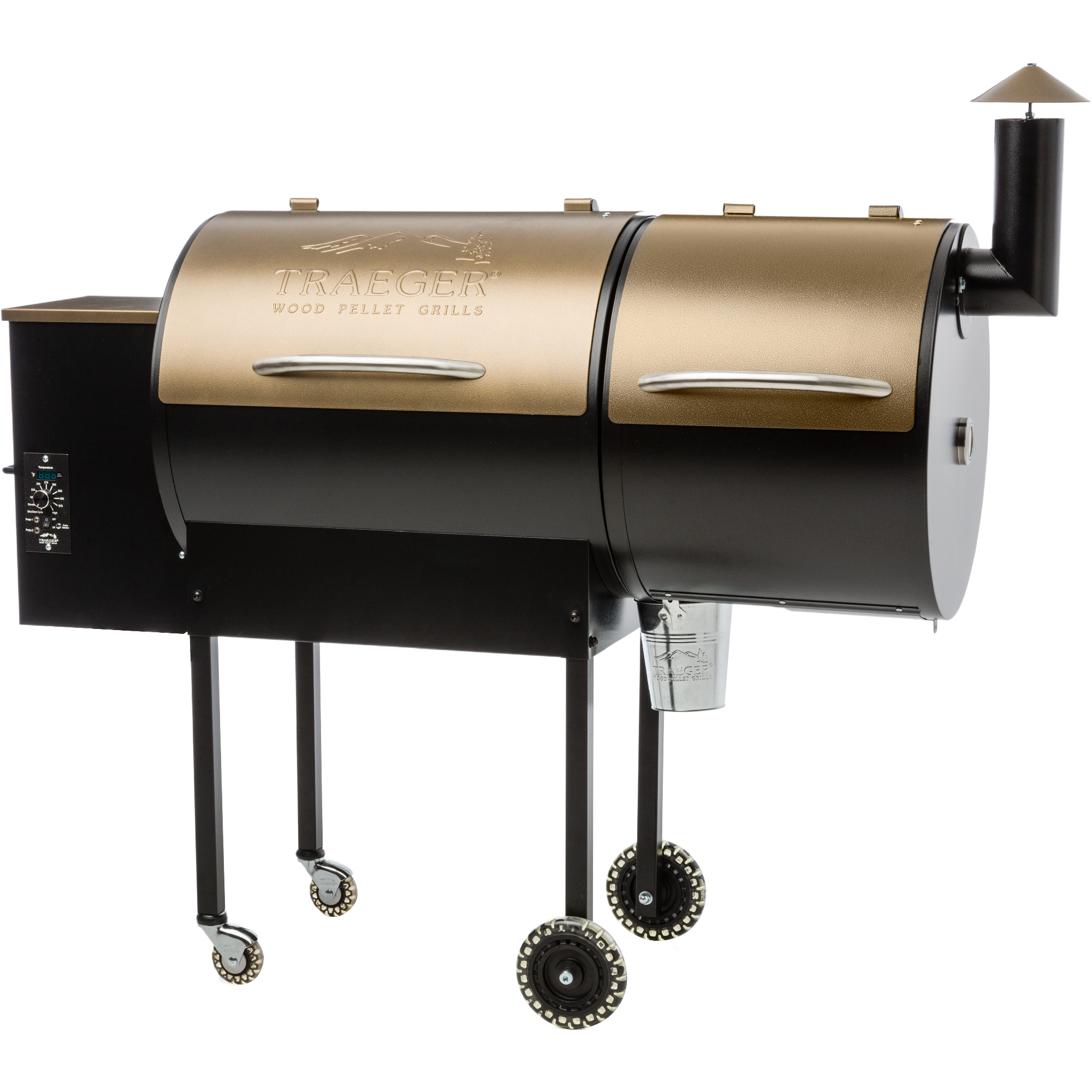 Cold smoker grill accessory traeger wood fired grills for Traeger smoker