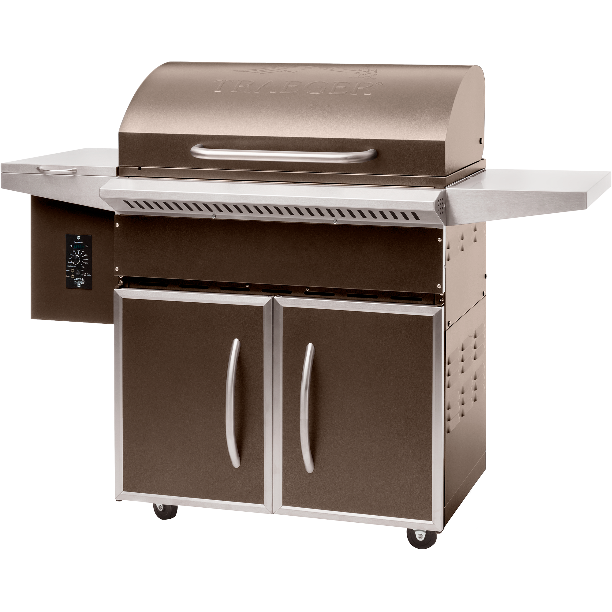 Select Pro Pellet Grill Traeger Wood Fired Grills -  select outdoor kitchens