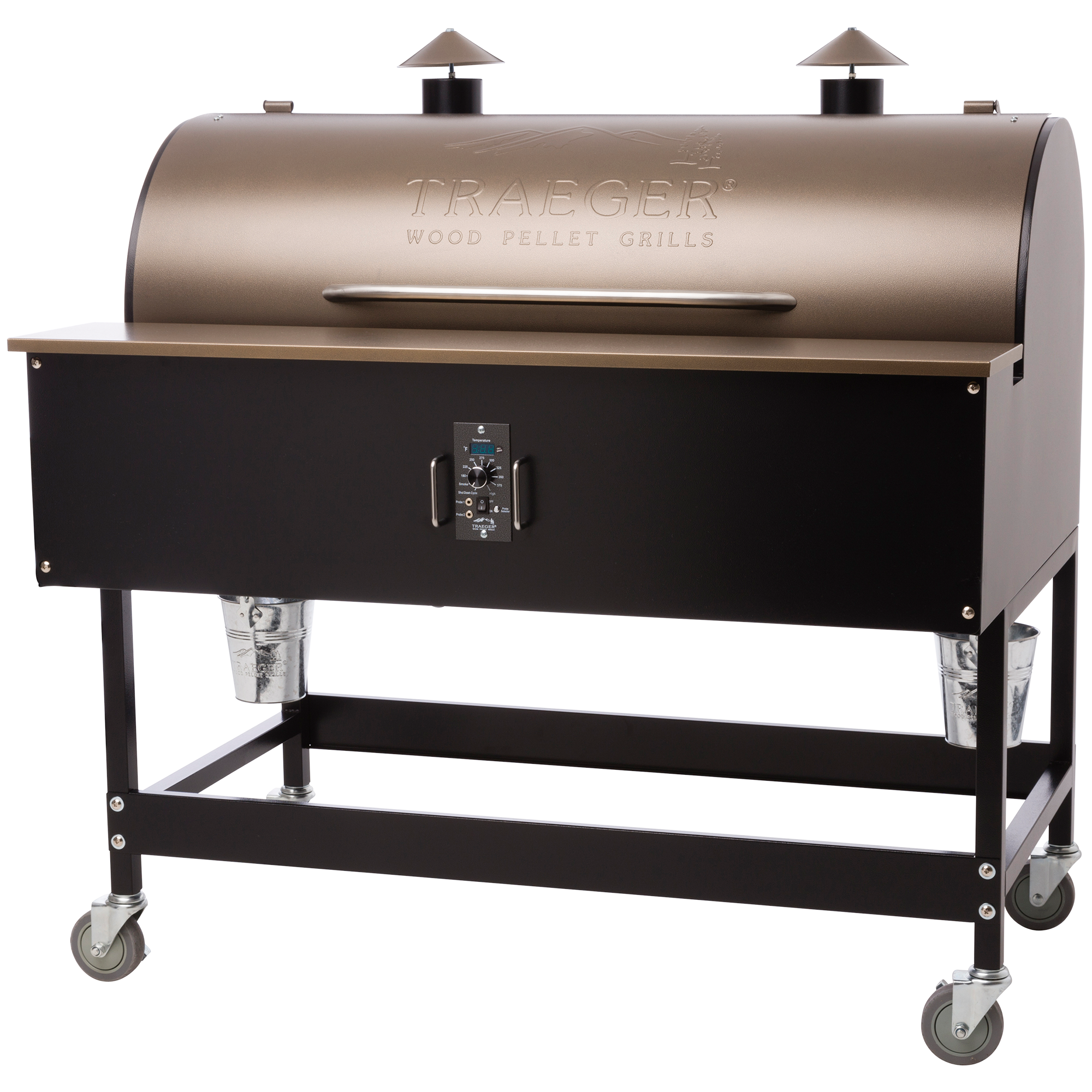 Traeger xl pellet competition grill traeger wood fired for Traeger smoker