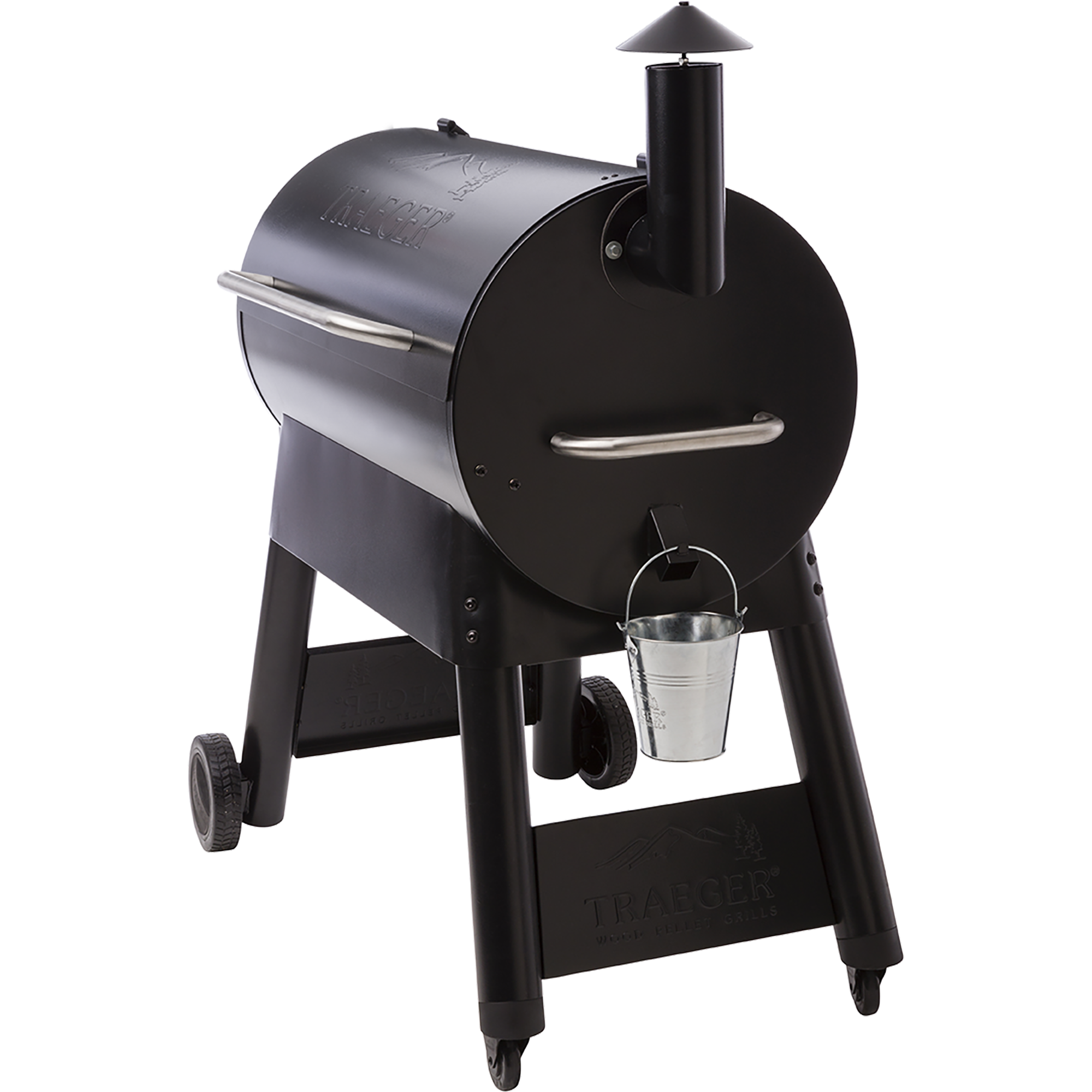 pro series 34 grill blue