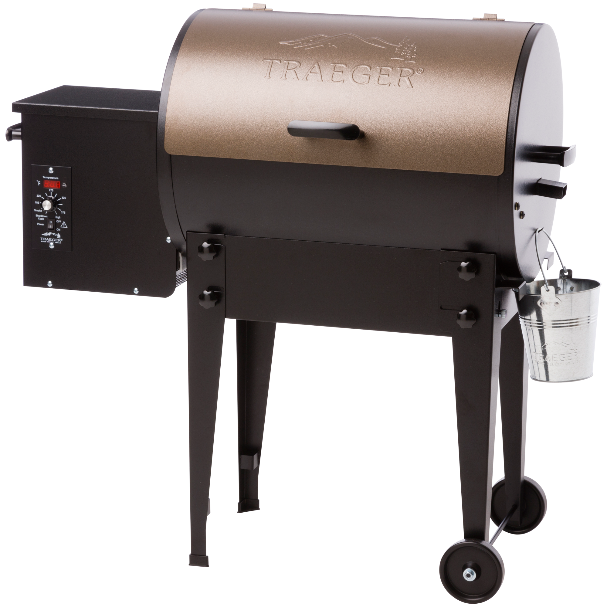 Bbq Smoker Kaufen Excellent Tailgater Grill Bronze With Bbq Smoker