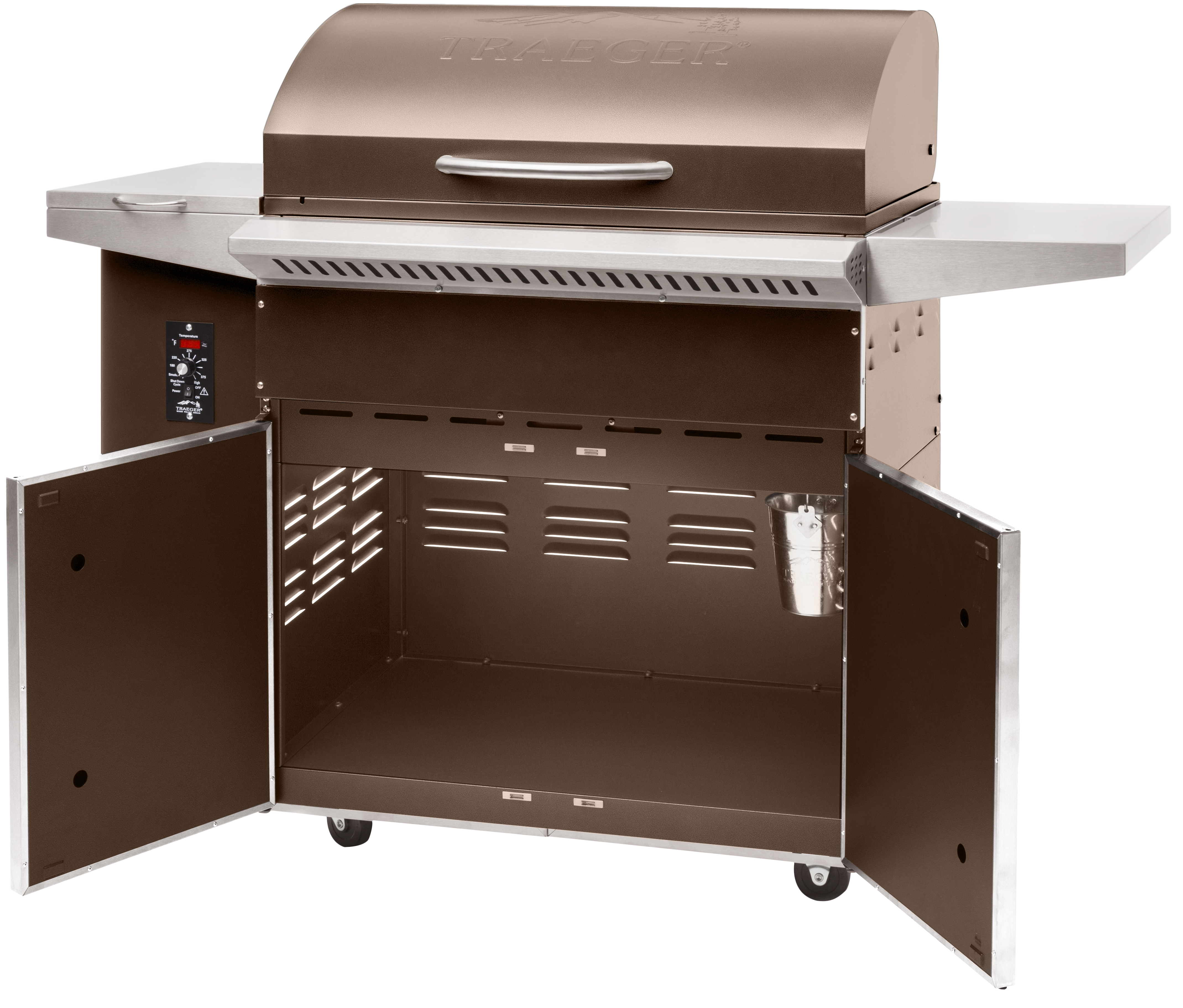 Select Elite Pellet Grill Traeger Wood Fired Grills -  select outdoor kitchens