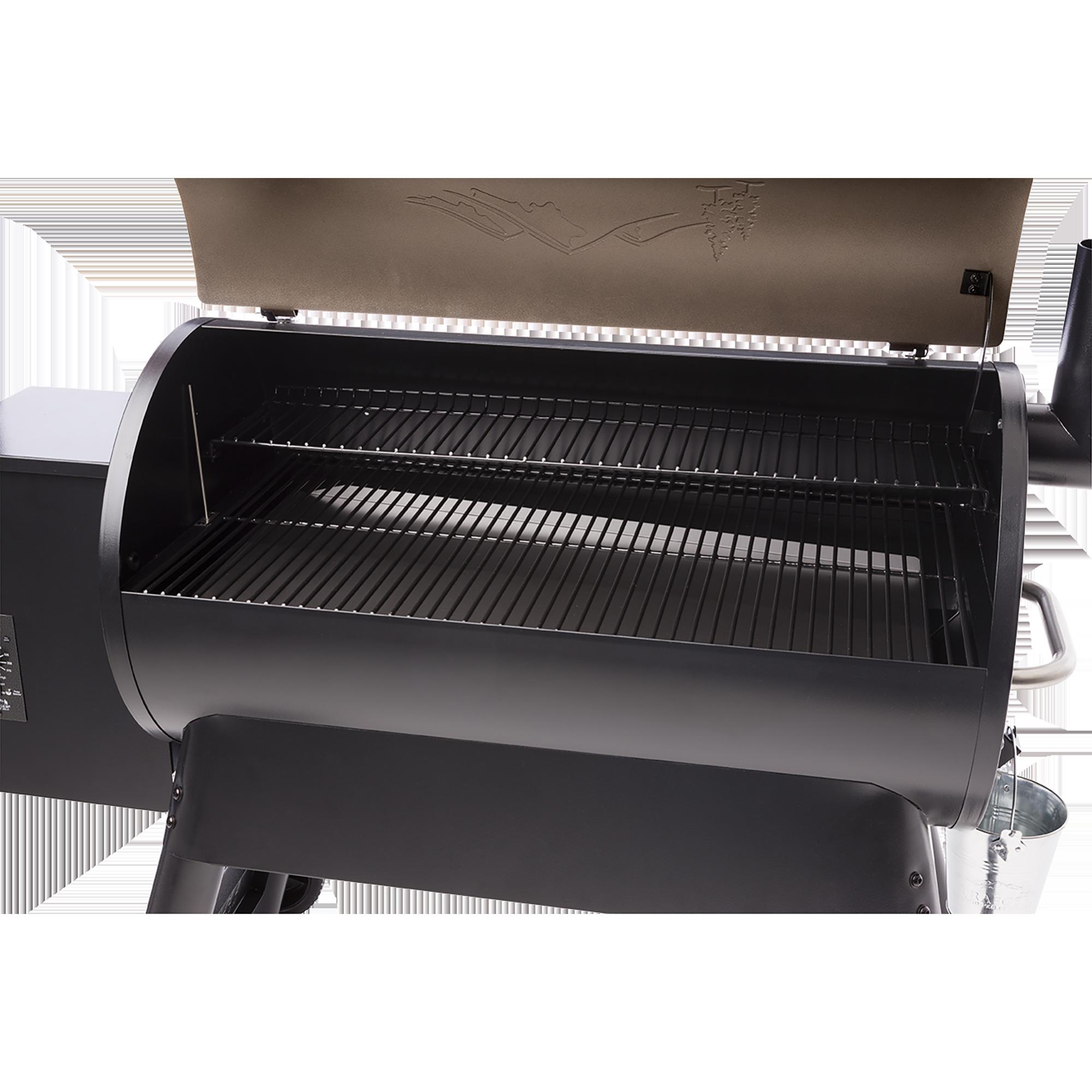 pro series 34 grill bronze